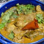 Pork Vindaloo - Spicy Pork in Wine-Vinegar Blend