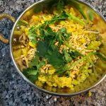 Indori Pohe - Flattened Rice Breakfast